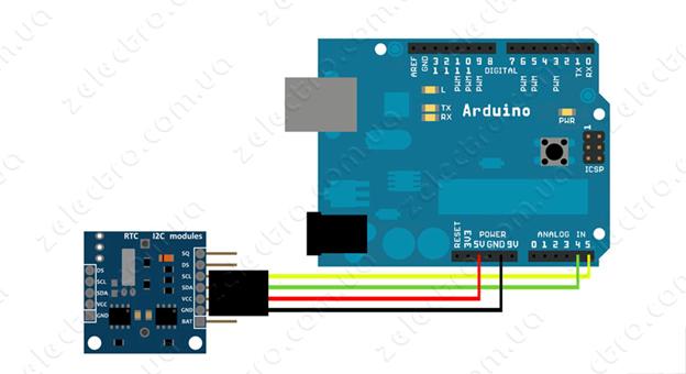 Adding External I2C EEPROM to Arduino 24LC256